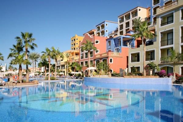 Piscine - Hôtel Bahia Principe Tenerife Resort 4* Tenerife Canaries