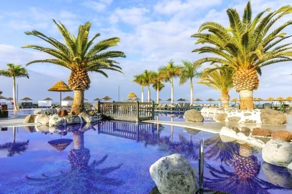 Piscine - Hôtel Barcelo Santiago 4* Tenerife Canaries