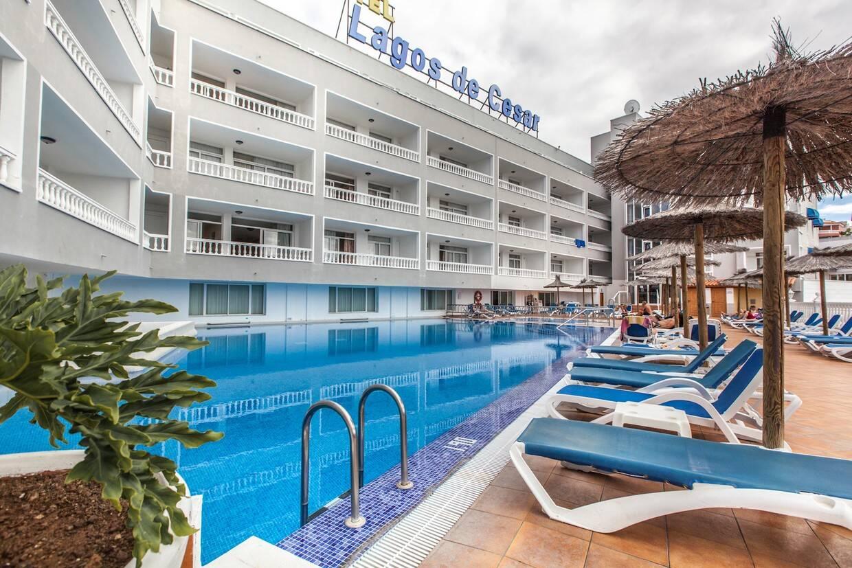Piscine - Hôtel Blue Sea Lagos De Cesar 4* Tenerife Canaries