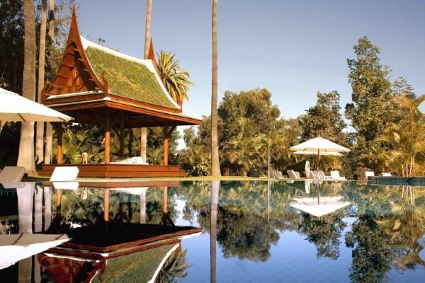 Piscine - Hôtel Botanico and The Oriental Spa Garden 5* Tenerife Canaries