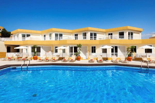 Canaries : Hôtel Bungalows Checkin Atlantida