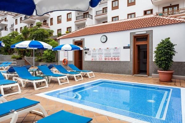 Piscine - Hôtel Casablanca 3* Tenerife Canaries