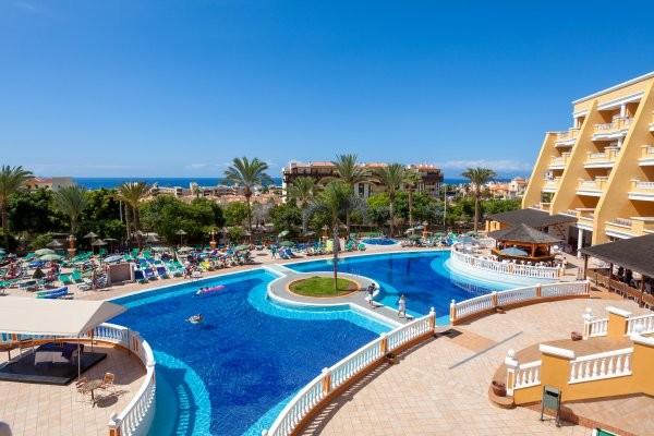Piscine - Hôtel Chatur Playa Real 4* Tenerife Canaries