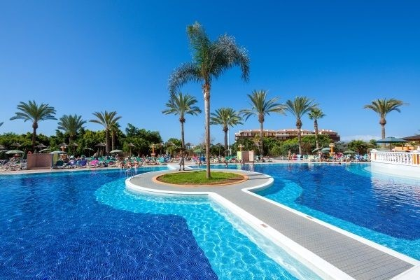 Piscine - Hôtel Chatur Playa Real 4* Tenerife Canaries