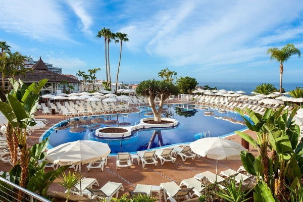 Piscine - Club Coralia Landmar Playa La Arena 4* Tenerife Canaries
