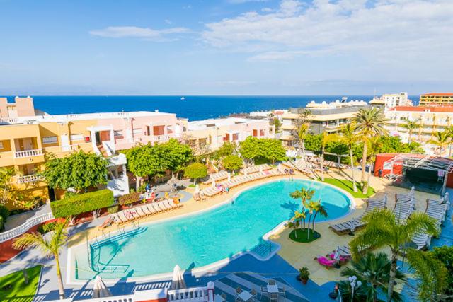 Fram Canaries : hotel Club Framissima Allegro Isora - Tenerife