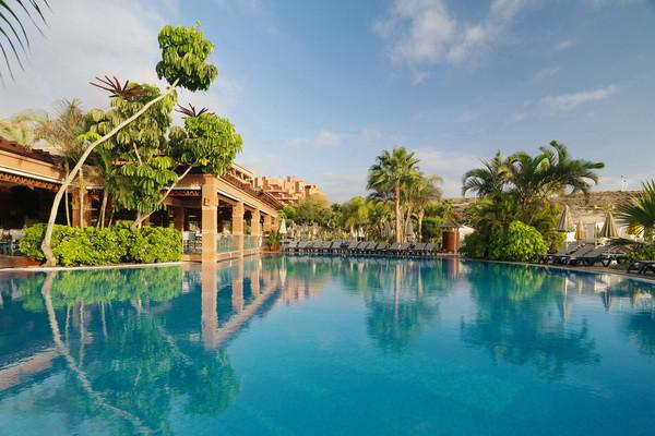 Piscine - Club Framissima Evasion H10 Costa Adeje Palace 4* Tenerife Canaries
