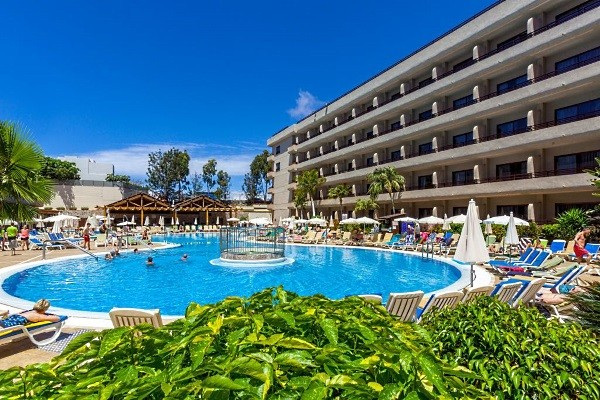 Piscine - Hôtel GF Fanabe 4* Tenerife Canaries