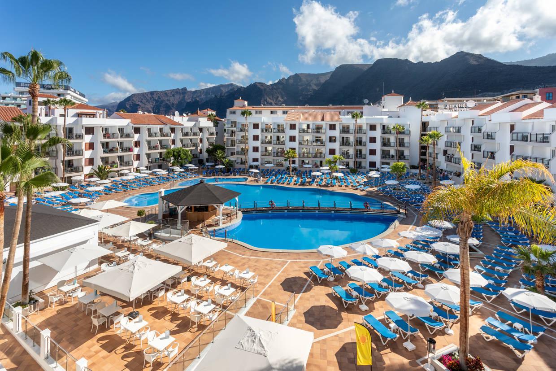Piscine - Hôtel Globales Tamaimo Tropical 3* Tenerife Canaries
