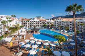 Canaries-Tenerife, Hôtel Globales Tamaimo Tropical