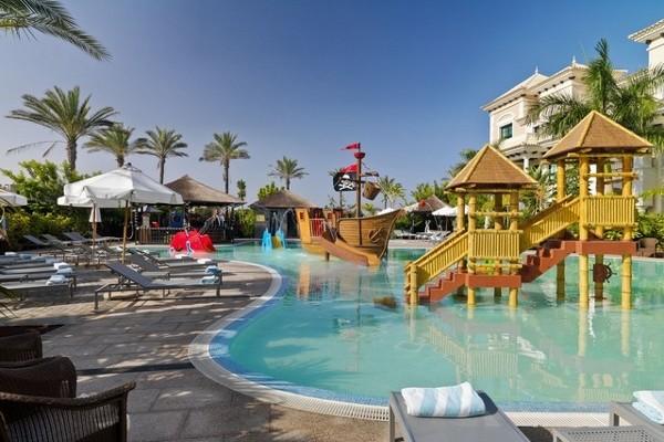 Piscine - Hôtel Gran Melia Resort Palacio de Isora 5* Tenerife Canaries