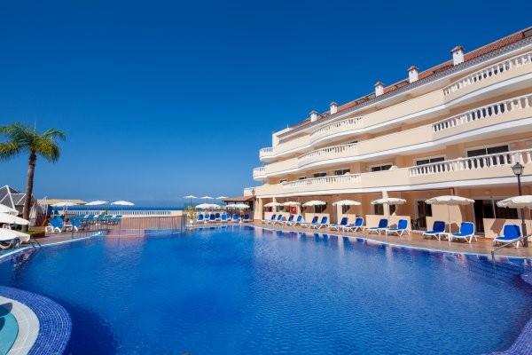 Piscine - Hôtel Hôtel Bahía Flamingo 3* Tenerife Canaries