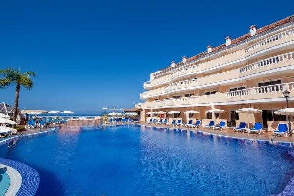 Piscine de l'hôtel - Hôtel Bahía Flamingo