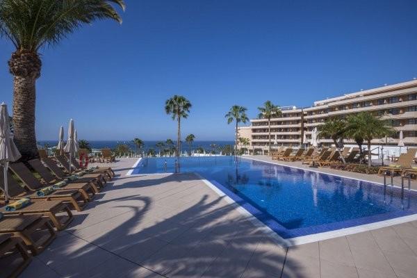 Piscine - Hôtel Hovima Costa Adeje 4* Tenerife Canaries