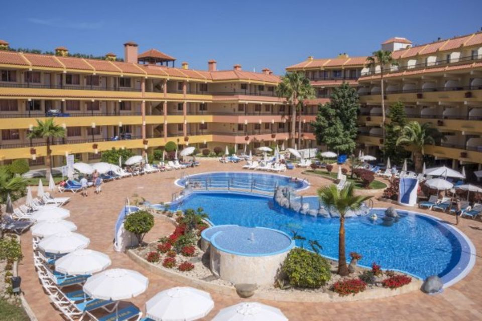 Hôtel Hovima Jardin Caleta Tenerife Canaries