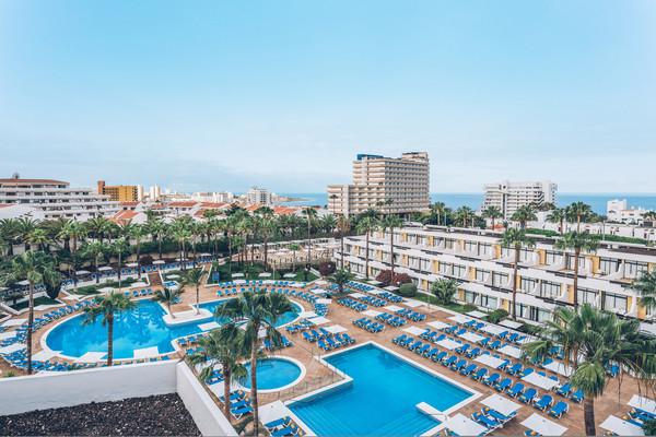 Piscine - Hôtel Iberostar Las Dalias 4* Tenerife Canaries