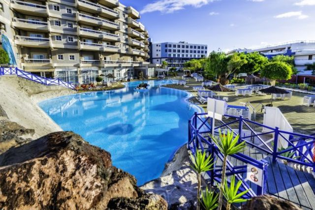 Canaries : Club Jumbo Aguamarina Golf