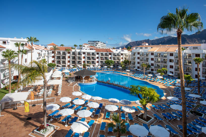 Vacances Puerto de Santiago: Club Jumbo Globales Tamaimo Tropical