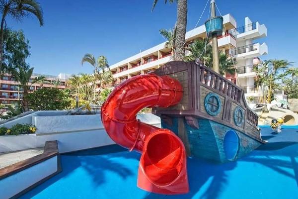 Piscine - Hôtel La Siesta 4* Tenerife Canaries