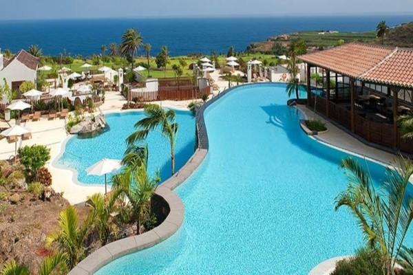 Piscine - Hôtel Melia Hacienda Del Conde 5* Tenerife Canaries
