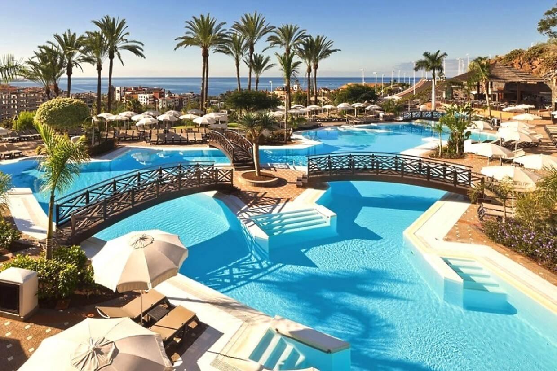 Piscine - Hôtel Melia Jardines Del Teide 5* Tenerife Canaries