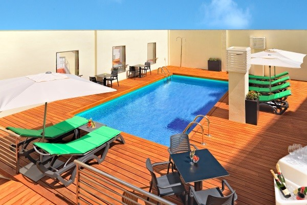 Piscine - Occidental Santa Cruz Contemporaneo 3* Tenerife Canaries
