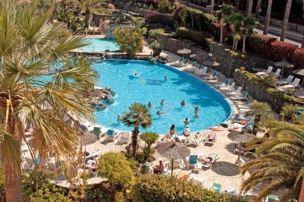 Piscine - Hôtel Puerto Palace 4* Tenerife Canaries