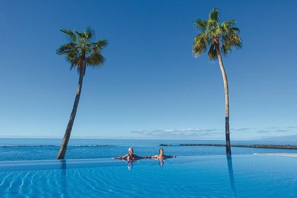 Piscine - Hôtel RIU Arecas 4* Tenerife Canaries