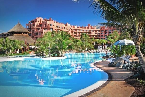 Piscine - Hôtel Sheraton La Caleta Resort & Spa 5* Tenerife Canaries