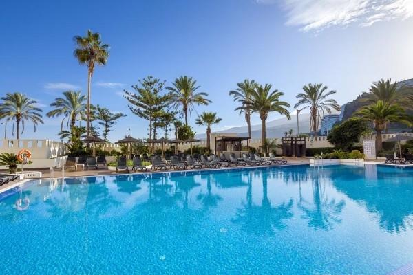 Piscine - Hôtel Sol Costa Atlantis Tenerife 4* Tenerife Canaries