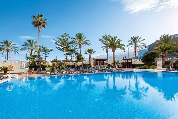 Piscine - Hôtel Sol Costa Atlantis 4* Tenerife Canaries