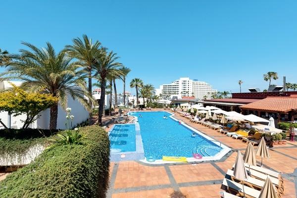 Piscine - Hôtel SPLASHWORLD Parque Cristobal & Siam Park 3* Tenerife Canaries