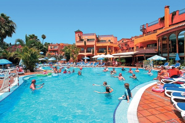 Piscine - Hôtel SplashWorld Villa Mandi Golf Resort & Siam Park 4* Tenerife Canaries
