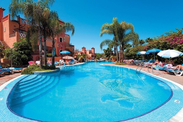 Piscine - Hôtel SplashWorld Villa Mandi Golf Resort & Siam Park 4* Tenerife Canaries
