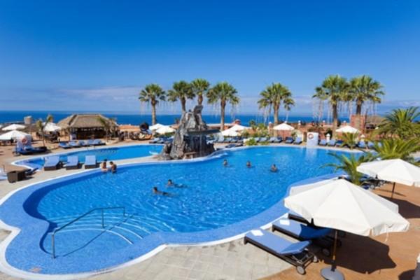 Piscine - Hôtel Top Clubs Cocoon Callao 4* Tenerife Canaries