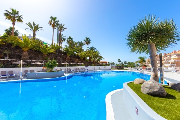 Piscine - Tropical Park 2* Tenerife Canaries