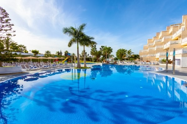 Piscine - Hôtel Tropical Park 4*