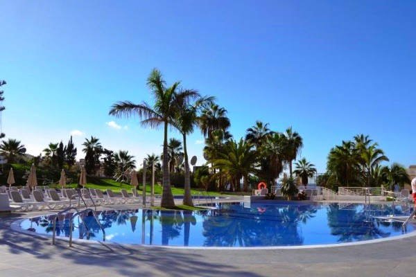 Piscine - Hôtel Tropical Park 4* Tenerife Canaries