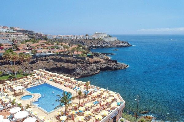Piscine - Hôtel TUI Sensimar Los Gigantes 4* Tenerife Canaries