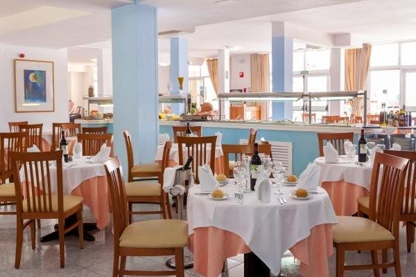 Restaurant - Hôtel Bahia Flamingo 3* Tenerife Canaries