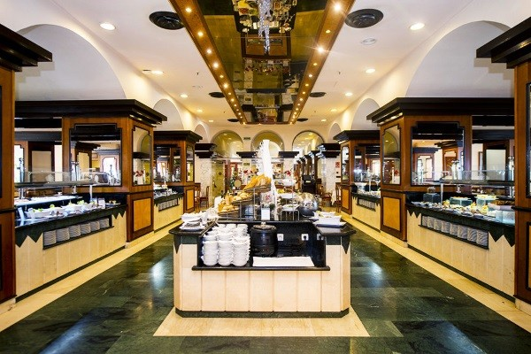Restaurant - Hôtel Bahia Principe San Felipe 4* Tenerife Canaries