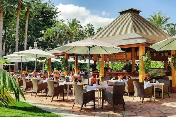 Restaurant - Hôtel Botanico and The Oriental Spa Garden 5* Tenerife Canaries