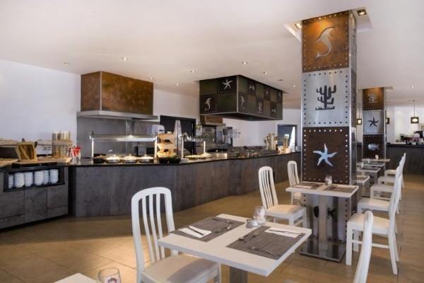 Restaurant - Hôtel Iberostar Bouganville Playa 4* Tenerife Canaries