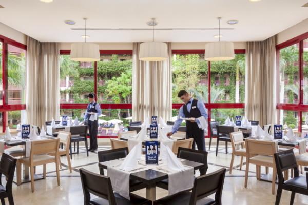 Restaurant - Hôtel Mondi Club Best Jacaranda 4* Tenerife Canaries