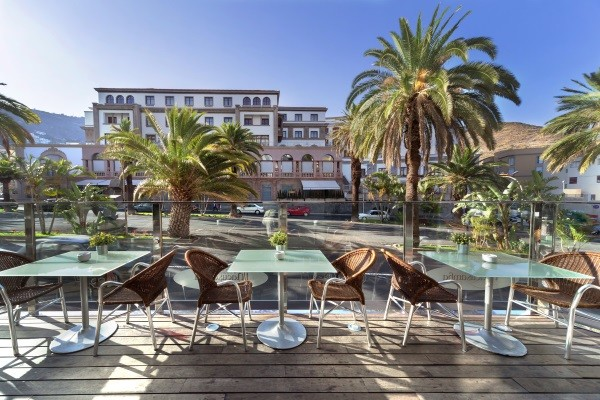 Restaurant - Occidental Santa Cruz Contemporaneo 3* Tenerife Canaries