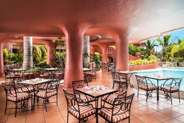 Restaurant - Hôtel Sheraton La Caleta Resort & Spa 5* Tenerife Canaries