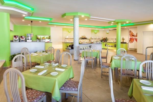 Restaurant - Hôtel Tropical Park 4* Tenerife Canaries