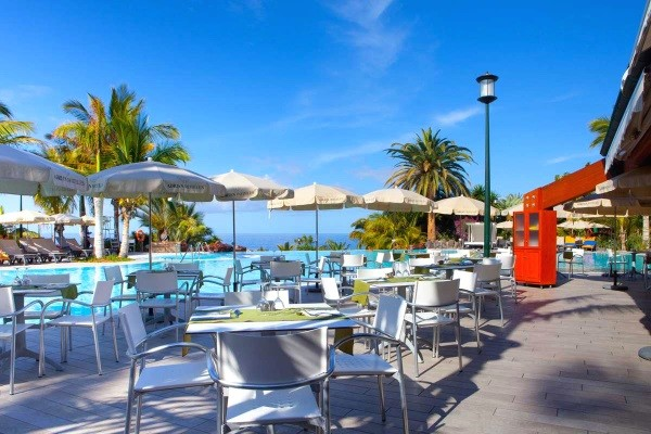 Terrasse - Hôtel Adrian Hoteles Roca Nivaria 5* Tenerife Canaries
