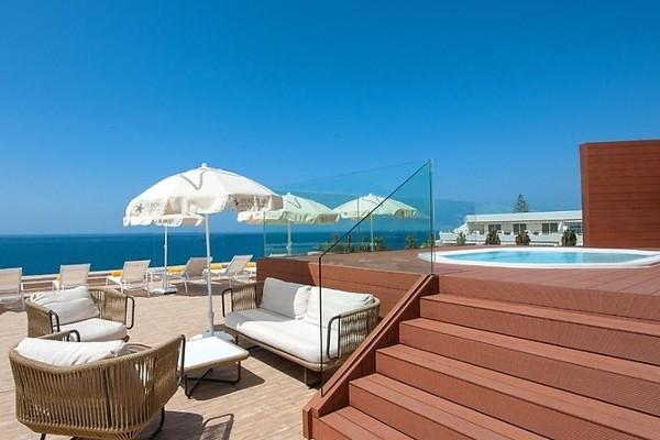 Terrasse - Hôtel Iberostar Bouganville Playa 4* Tenerife Canaries