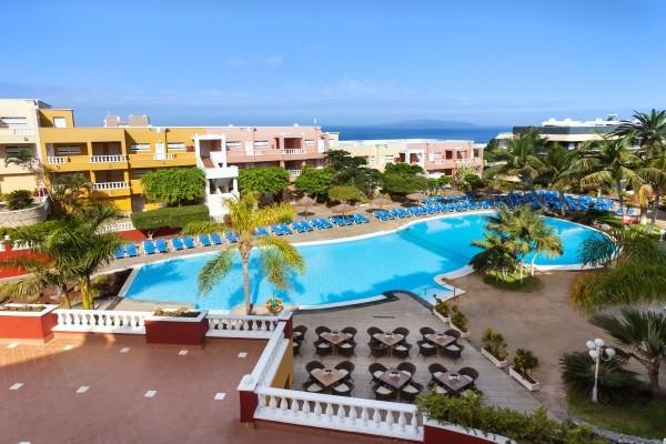 Vue panoramique - Hôtel Allegro Isora (ex Barcelo Varadero) 4* Tenerife Canaries